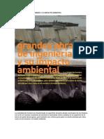 Grandes Obras de Ingeniería y Su Impacto Ambienta