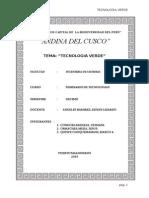 Tecnologías Verdes.doc