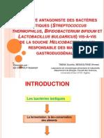 Exposé Microbiologie