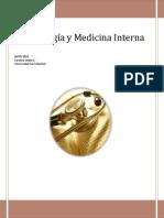 Odontología y Medicina Interna 2014