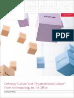 Defining Culture and Organizationa Culture 51 PDF 28527
