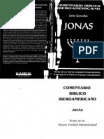 Comentario Biblico - Jonas