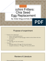 efs- zucchini fritters chia seed egg replacement