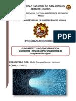 Fundamentos de Programacion-conceptos