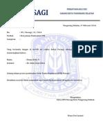 Surat Pernyataan Pembuatan STR