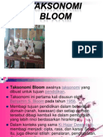 TAKSONOMI-BLOOM PPT OKE.ppt