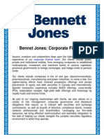Bennet Jones