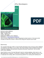 .NET for Visual FoxPro Developers.pdf