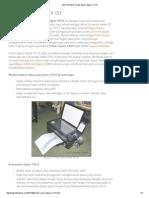Printer Epson Stylus TX 121