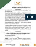 Convocatoria para elegir candidatos y candidatas por Movimiento Ciudadano en Yucatán