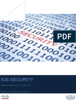 IOS Security Reference Manual Ver. 0.9