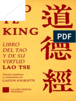 Tao Te King-gaston Soublette