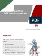 Huawei ERAN3.0 DRX Feature Introduction