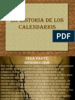 Calendarios Hebreo y Griego - Romano
