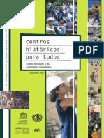 Centros Historicos para todos