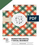 Marketing Digital Social Business