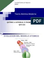 ppt 2 Teo Atómica  hasta Propiedades periodicas QUI 222