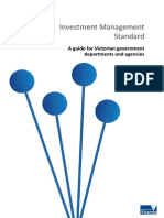 Investment Management Standard 5 0 Dept Guide