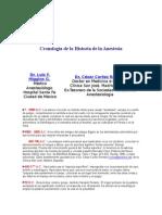 Cronología de la Historia de la Anestesia.doc