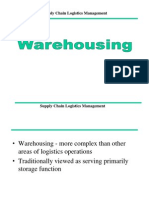 SCM Warehousing