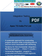 What is Integration Testing and How it is Implemented