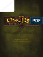 The One Ring Revised Edition Clarifications and Amendments (6605520)