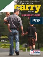 Concealed Carry Magazine Nov/Dec 2009