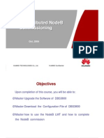 01-Huawei DNBS NodeB Commission.pdf