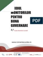 Ghidul Monitorilor Pentru Buna Guvernare