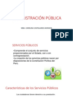 II Tutoria Adm.publ.