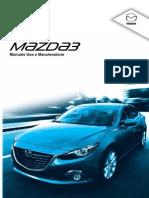 Manuale D'uSo Mazda 3