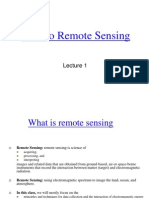 Remote Sensing Presentation