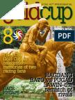 PCSO 42nd Presidential Gold Cup Souvenir Magazine