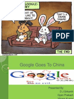 Google Goes to China
