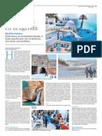 Túnez, cinco rutas en la agenda