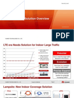 Huawei Lampsite Solution Overview 01