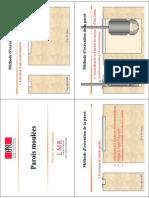 Cours Fondations Profondes Parois Moulees Procedes Generaux de Construction 2