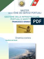 GESEP Infrastrutture - Dinamica Costiera e Sistemazione Dei Litorali