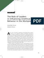 Rolul Liderilor in Infl Comp Neetice