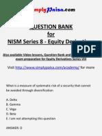 NISM Series VIII Equity Derivatives certification question bank.pptx