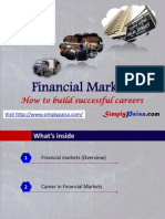 Financial Markets - How to buid successful career.pptx