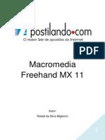 Macromedia Freehand Mx 11