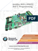 Micro Controller 8051_89S52 Embedded C Programming
