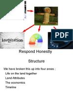 community presentation web