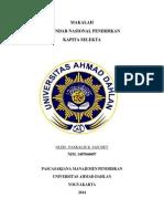 MAKALAH 8 Standar Nasional Pendidikan.pdf