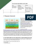 Plan Javacard
