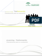 eLearning - Teleformación