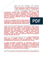 La Commissione EUROPEA Segue Dal 2001 l