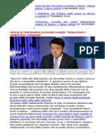 Italcementi vende Alla Colacem La Cementeria Di Pontassive Ove Abitano i Genitori Di Renzi (1)