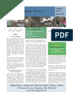 Muslim News 2014 No 25 August 2014